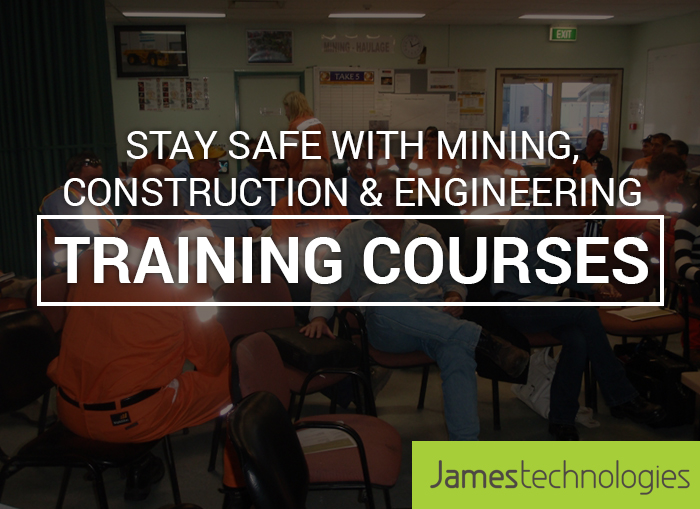 Stay safe with mining, construction & engineering training courses