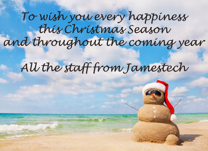 Christmas Safety Message 2015 - James Technologies