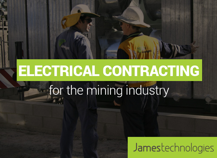 Electrical contracting for the Mining Industry
