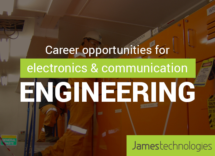 Career Opportunities for Electronics and Communication Engineering