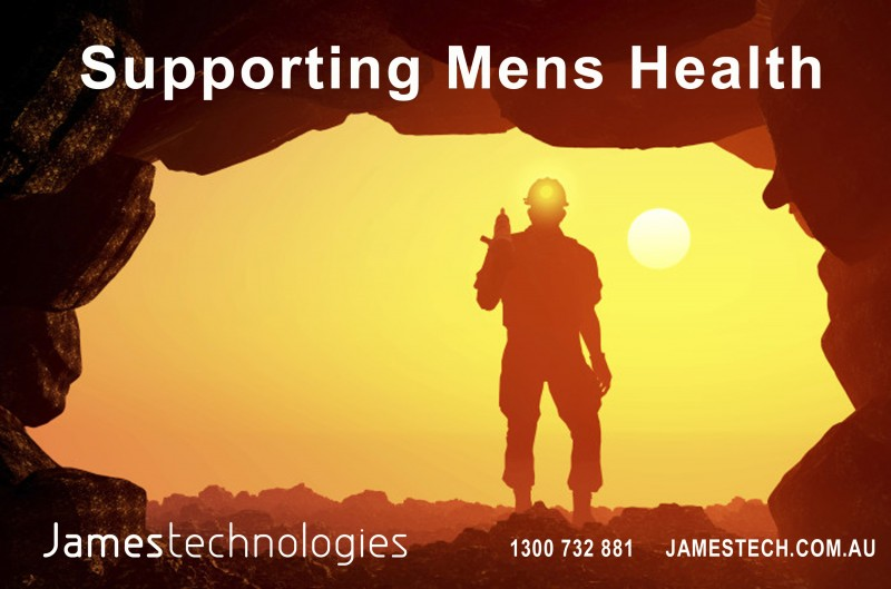 supporting mens health copy